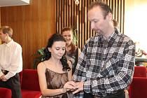 Svatba v magické datum 12. 12.
