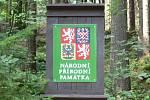Z návštěvy Bozkovských dolomitových jeskyní.