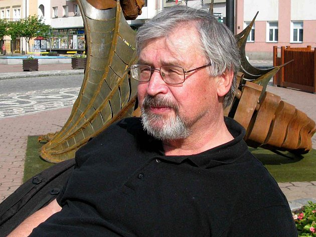 Ing. Mojmír Soukup alias Ivan Fontana.
