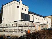 V Jičíně dokončují rekonstrukci Biografu Český ráj za téměř 50 milionů. Kino přivítá návštěvníky už v květnu.
