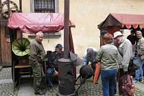 V jičínském muzeu podávali muzejnickou kávu.