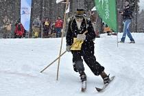 Ski retro festival ve Szklarske Porebe.