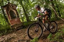 Z cyklotrati na 50 kilometrů.