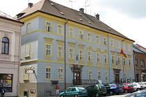 Šlechtův dům, sídlo Městského muzea Lomnice nad Popelkou.