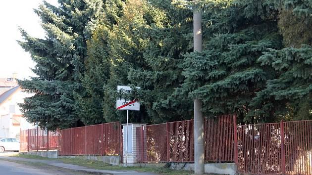Návštěva v Oseku u Sobotky.