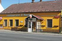 Ostroměřská restaurace U Maxe.