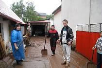 Povodně zasáhly také Novopacko i Staropacko.