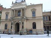 Masarykovo divadlo v Jičíně.