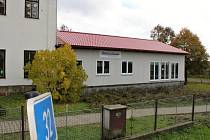 Výstavba jičíněveské školky.
