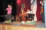 Z koncertu Pavla Šporcla a Romano Stilo.