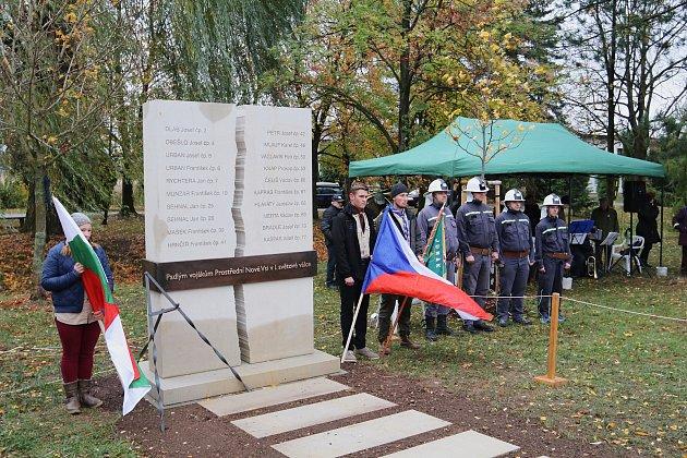 Lázně Bělohrad - Prostřední Nová Ves - sto let republiky