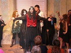 Představení Ples upírů