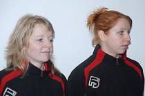 Opory týmu Martina Tomášková a Lenka Tomášková přispěly k dalšímu důležitému vítězství.