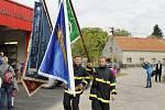 V Bystřici u Libáně slavnostně uvedli do provozu novou hasičskou zbrojnici.