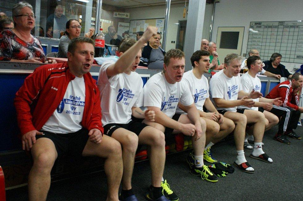 Kuželkáři jičínské 2. ligy vybojovali vítězství.