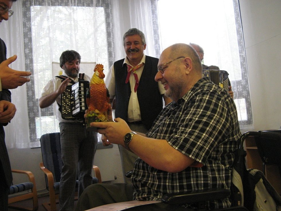 Z literární soutěže Řehečská slepice.