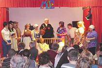Oslava MDŽ 2012 v Bystřici.
