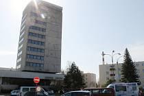 Opravy jičínského hotelu Start.