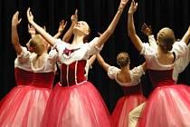 Americký Ballet Magnificat.
