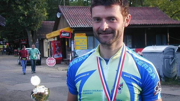 Vítěz Martin Šlégl.