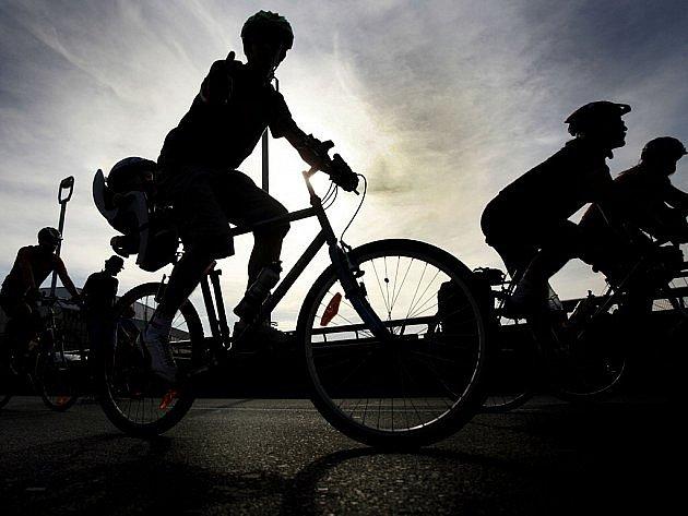 Policisté dávají dýchnout také cyklistům