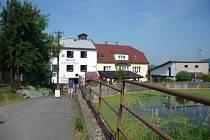 Prášilův mlýn v Železnici.