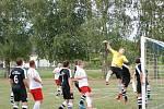 Krajská fotbalová I. B třída: Nemyčeves - Bílá Třemešná.