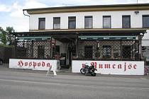 Motorest Rumcajs, Kbelnice.