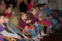 Z bělohradského představení divadla Loudadlo.