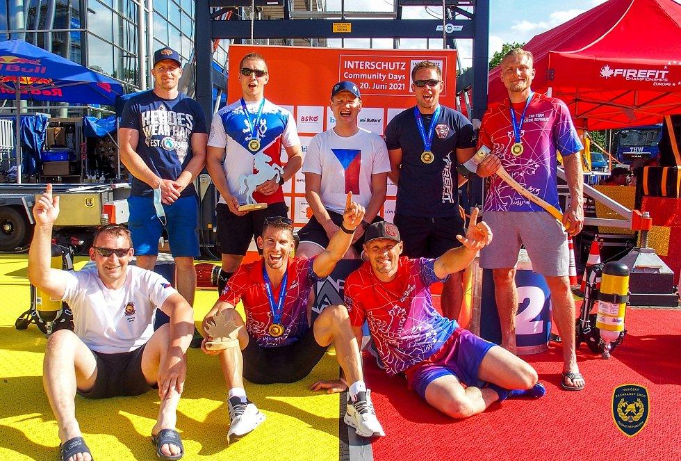Český tým zažil na víkendovém šampionátu hned několik obrovských úspěchů.