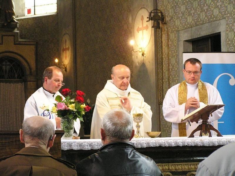 Také bukvická kaple sv. Jana Nepomuckého hostila pěvecké sbory v rámci Forstrových Osenic 2009.
