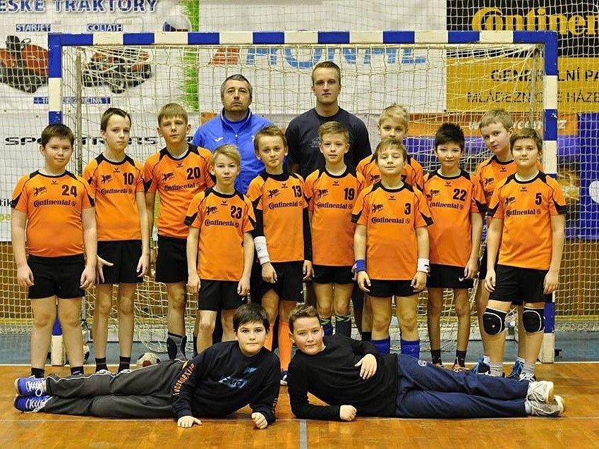 Družstvo Jičín B na Continental Cupu 2015.