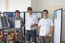 Studenti v soutěži StreTech.