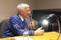 Zakládající člen Jičínské besedy profesor Vladimír Úlehla.