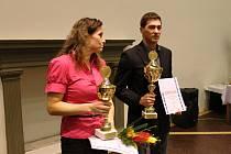 Z ocenění Sportovce města Jičína 2012.