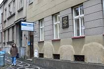 Původní sídlo redakce Jičínského deníku v Havlíčkově ulici.