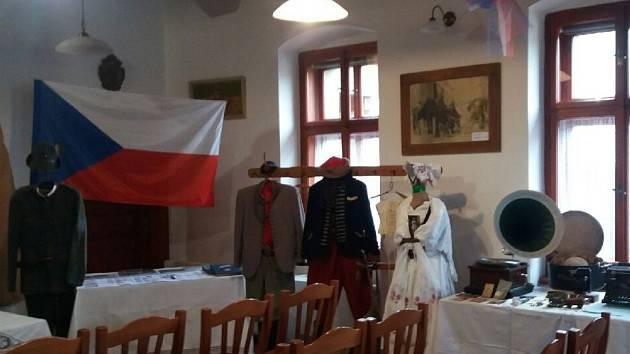 Markvartická beseda k výročí republiky.