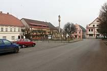 PECKOVSKÉ NÁMĚSTÍ získá koncem března nový místní název. Pojmenováno bude po Kryštofu Harantovi.