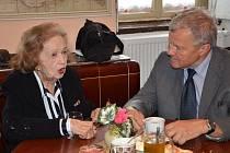 Blanka Bohdanová a Vladimír Mastník.