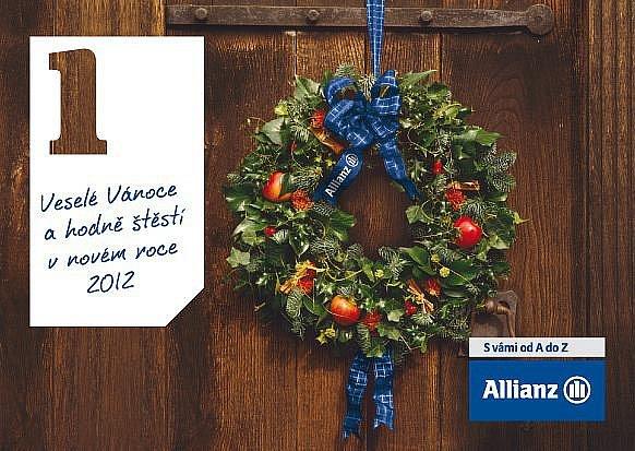Pojišťovna Allianz.