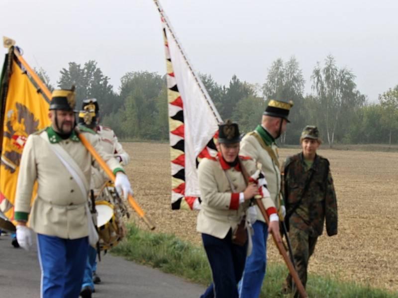 Vzpomínka na bitvu u Jičína.