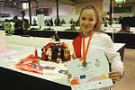 Světový pohár cukrářů a kuchařů v Lucembursku. Novopačtí získali dvě medaile - stříbro a bronz.
