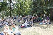 Country festival Pod Hůrou v Lázních Bělohradu napsal v sobotu již svůj 21. ročník.