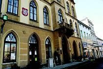 Hořická radnice.