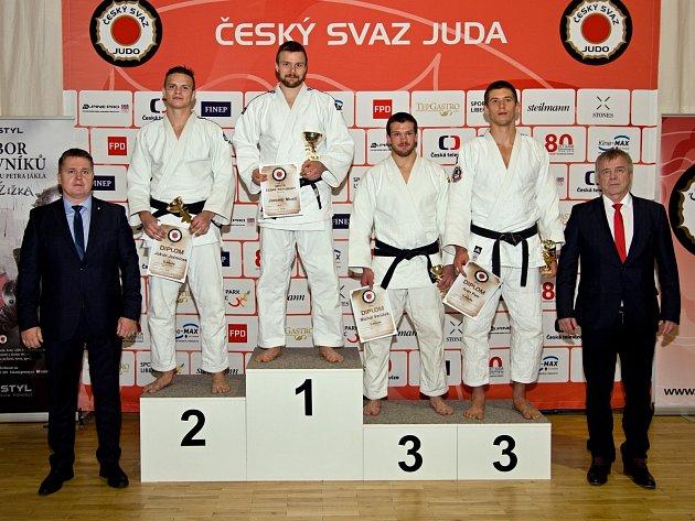 Úspěch. Dva bronzové kovy z mistrovství ČR seniorů