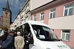 Z prezentace autobusů firmy BusLine Semily.