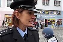 Tisková mluvčí Policie ČR Jičín Hana Klečalová.