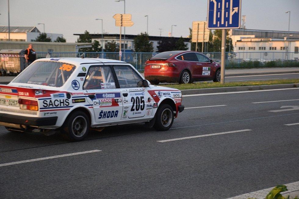 Prolog Rally Bohemia