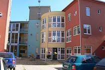 Dům společenských funkcí v Sobotce.