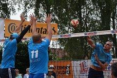 Volejbalová Dřevěnice 2017.